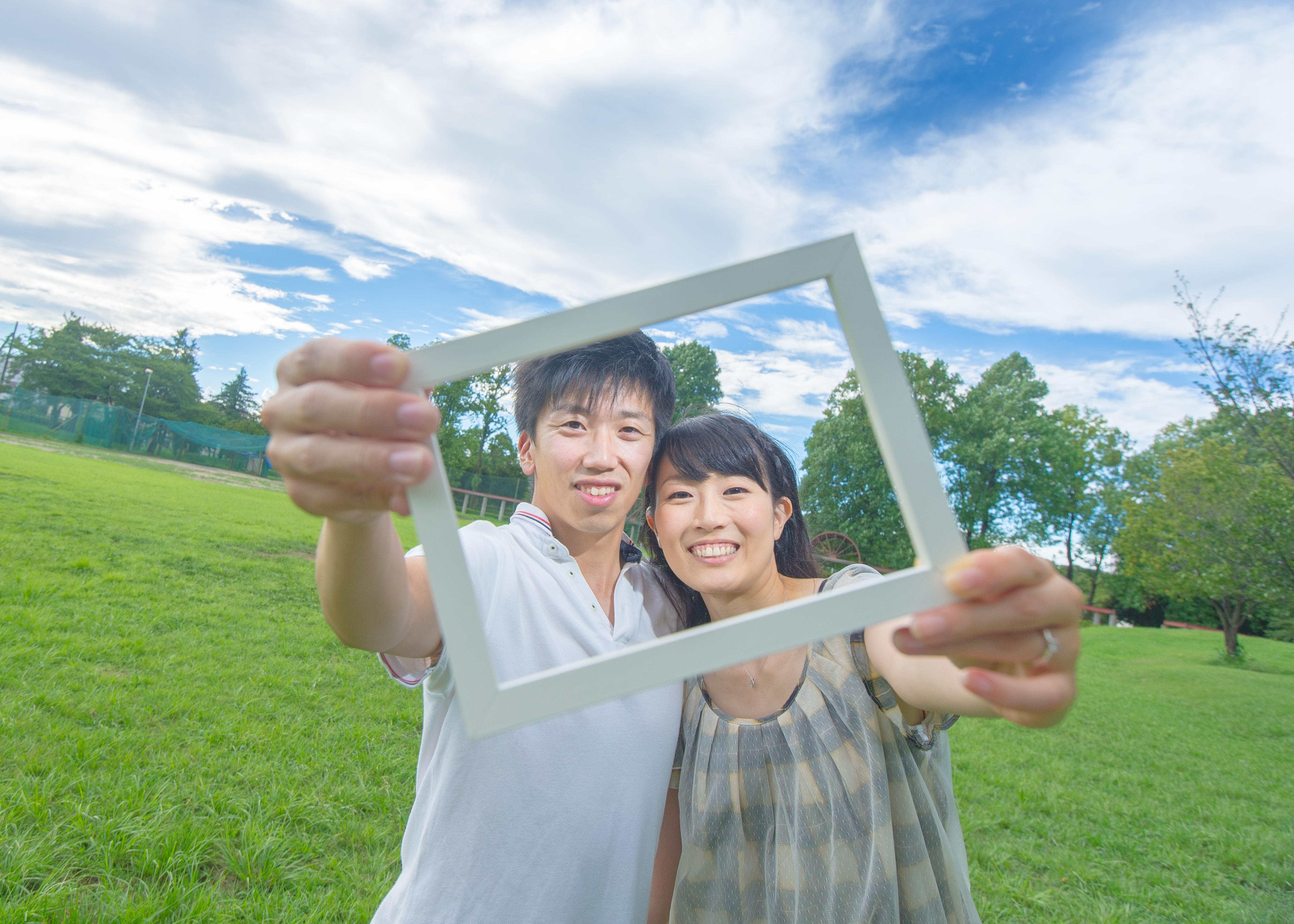 カップルフォト【カメラマン2】 イメージ